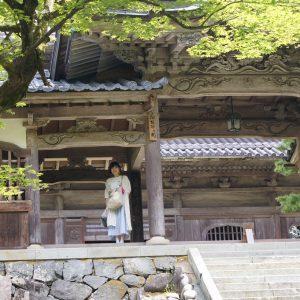 金沢旅行永平寺です。